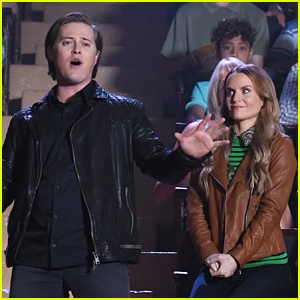 Lucas Grabeel Duets With Kate Reinders In New 'High School Musical: The Musical: The Series' Episode - Watch Now!
