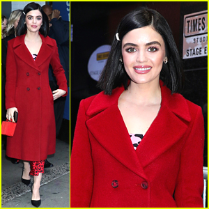 Lucy Hale Needs To Marie Kondo Her Life In 2020