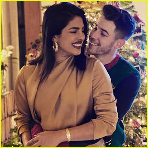 Nick Jonas & Priyanka Chopra Went on a Snowy Getaway for Christmas!