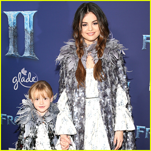 Selena Gomez Gave Sister Gracie Sweet Advice Just Before Her Red Carpet Debut