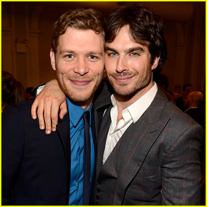 Vampire Diaries' Joseph Morgan & Ian Somerhalder's New Shows Have Sweet Connection