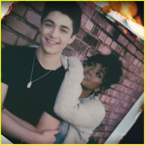 Asher Angel Drops 'Chills' Music Video - Watch Now!