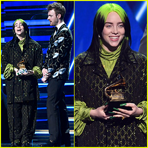 Billie Eilish Couldn't Believe She Won Song of the Year at Grammys 2020!