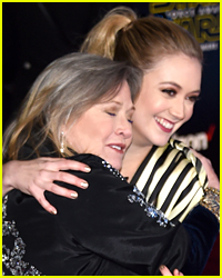 Billie Lourd Filled In For Her Mom Carrie Fisher In 'Star Wars: The Rise Of Skywalker'