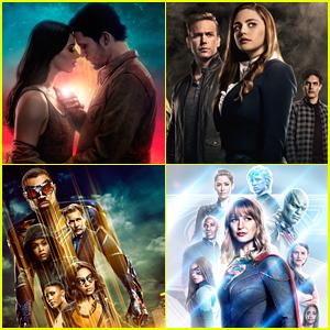 CW Renews 'Riverdale', 'Legacies', 'Black Lightning', 'The Flash' & More For New Seasons