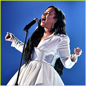 Demi Lovato Performs New Song 'Anyone' at Grammys 2020 - Watch Now