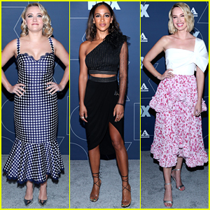 Emily Osment, Molly McCook & More Attend Fox Winter TCA All-Star Party