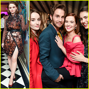 Joey King, Ben Platt, & More Stars Celebrate the Upcoming Golden Globes!