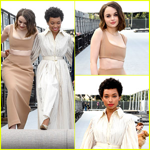 SAG Nominee Joey King Helps Roll Out Red Carpet for Sunday's Big Event!