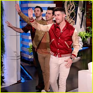 The Jonas Brothers Talk About Their Hilarious Kardashians TikTok - Watch! (Video)