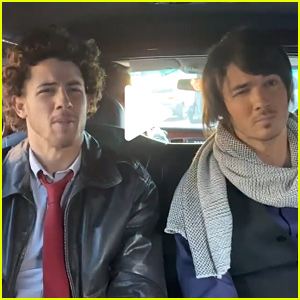 Jonas Brothers Share 'Camp Rock' Throwback in TikTok Video - Watch!