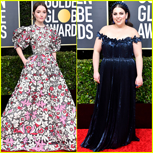 The 'Booksmart' Stars Are Looking Amazing at the Golden Globes!