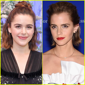 Kiernan Shipka Had a Hilarious Response to a Fan Who Thought She Was Emma Watson