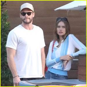 Liam Hemsworth Goes On a Breakfast Date with Girlfriend Gabriella Brooks