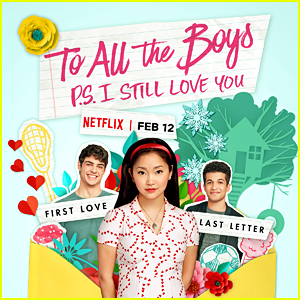 New 'To All The Boys: PS I Still Love You' Poster Features Lara Jean, Peter & John Ambrose