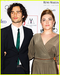 The Internet Is Going Crazy Over Florence Pugh's Hot Brother