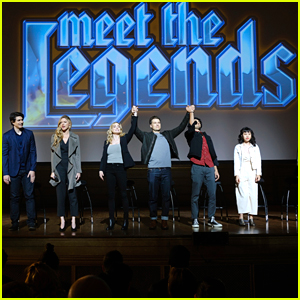 The Legends Are Famous In 'Legends of Tomorrow' Season 5 Premiere