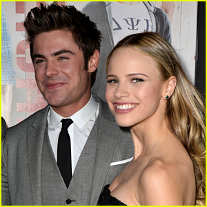 Zac Efron Is Reportedly Dating Halston Sage Again!