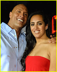 Dwayne Johnson's Daughter Simone Is Following In His Footsteps!