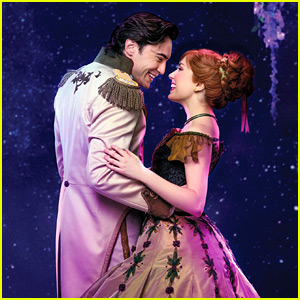 See Ryan McCartan in Costume as Hans in Broadway's 'Frozen'