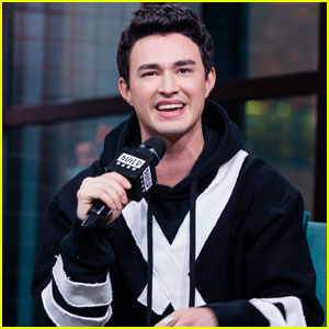 Gavin Leatherwood Spills on Risqué Sex Demons Scene on 'Sabrina'