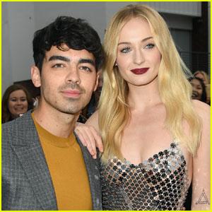 Joe Jonas Celebrates Sophie Turner's 24th Birthday With Sweet Note