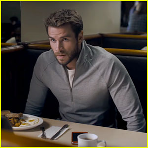Liam Hemsworth's Upcoming Quibi Series 'Most Dangerous Game' Gets Action-Packed Teaser!