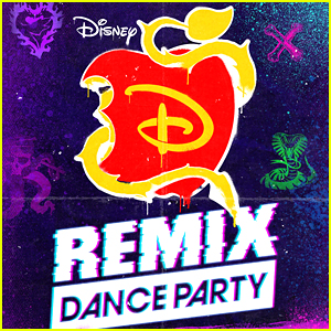 Disney Channel Stars Give 'Descendants' Songs a Dance Remix - Watch a Preview!