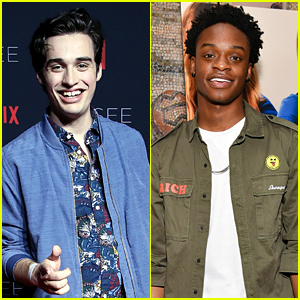 Joey Bragg & Austin Crute Team Up for New Comedy Series 'My Village'