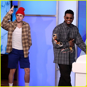 Justin Bieber Makes a Confession About Himself on 'Ellen' - Watch!