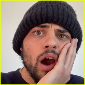 Noah Centineo Shares Some Funny Ideas For Things to Do While Stuck at Home
