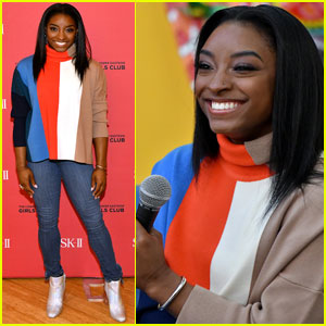 Simone Biles Is Standing Up to Toxic Beauty Competitions