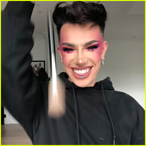 James Charles Brings Beauty Gurus Together For Pass The Brush Challenge