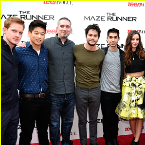 Kaya Scodelario, Dylan O'Brien & 'Maze Runner' Cast Have Virtual Reunion Amid Pandemic