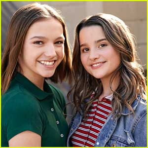 Annie LeBlanc & Jayden Bartels Dish On New Show 'Group Chat with Annie & Jayden' In Exclusive Interview!