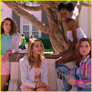 Ashleigh Murray & Chloe Bennet Star In New 'Valley Girl' Clip Ahead of Release - Watch Now!