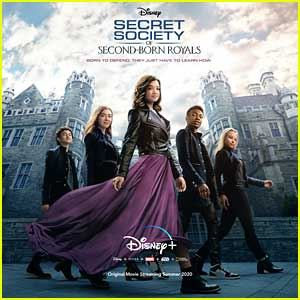 Disney+ Unveils 'Secret Society of Second-Born Royals' Trailer & Release Date!