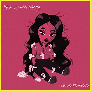 Hailee Steinfeld Drops 'Half Written Story,' Part 1 of Her Music Project!