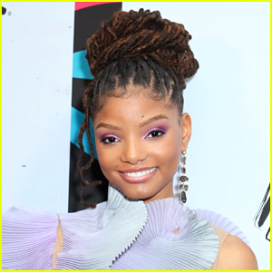 Halle Bailey Gives Update On Live Action 'The Little Mermaid'