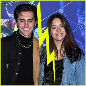 Isaak Presley & Kenzie Ziegler Confirm Break Up, Open Up In New Videos