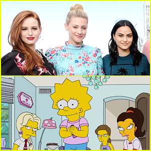 Madelaine Petsch, Lili Reinhart & Camila Mendes To Guest Star On 'The Simpsons'