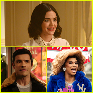 Mark Consuelos & Shangela Guest Star On 'Katy Keene' Season Finale Tonight