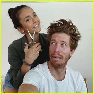 Nina Dobrev & Shaun White Make Things Instagram Official!
