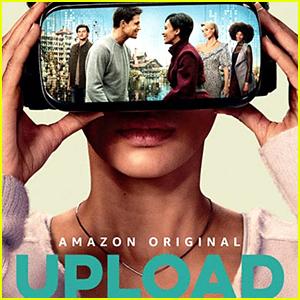Robbie Amell's 'Upload' Renewed For Season 2!