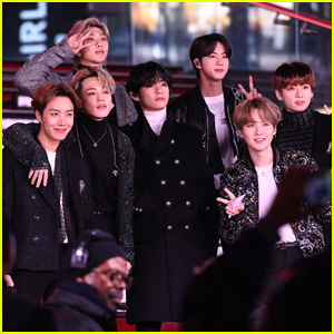 BTS Show Their Support in Fight Against Racial Injustice