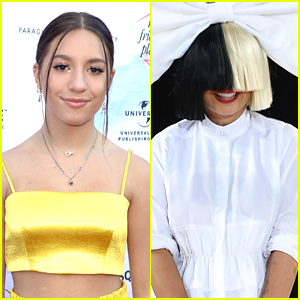 Kenzie Ziegler Dishes On Working With Sia For New Single 'Exhale'