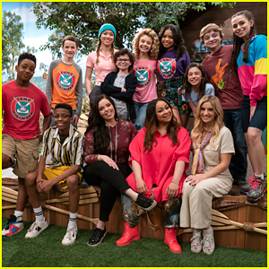 'Raven's Home' Cast Heads to Camp KikiWaka In New 'Bunk'd' Crossover - First Look!