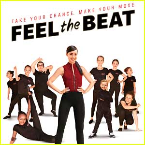 Sofia Carson Heads To Her Home Town In 'Feel The Beat' Trailer - Watch Now!