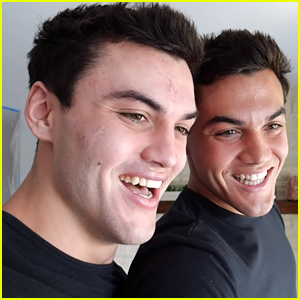 Ethan & Grayson Dolan Are Back To Looking Like Identical Twins