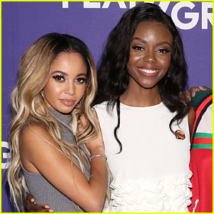 Vanessa Morgan Claps Back at Twitter User After Calling Ashleigh Murray A 'Diva'